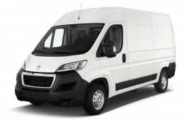 Mandataire PEUGEOT BOXER FOURGON