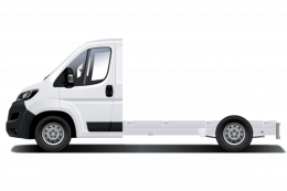 Mandataire PEUGEOT BOXER CHASSIS CABINE
