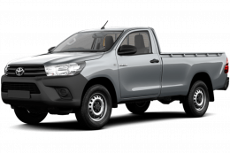 Mandataire TOYOTA HILUX SIMPLE CABINE MY20