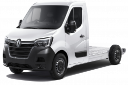 Mandataire RENAULT MASTER Z.E. PLANCHER CABINE